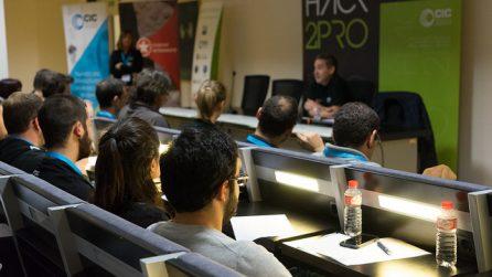 Participantes de Hack2Progress