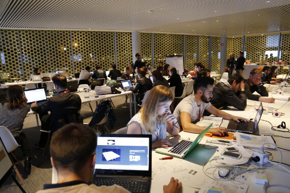 Difundir hackathon online - Hackathon Spain