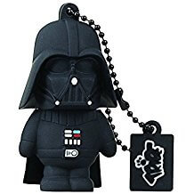 Disney Darth Vader Memoria USB (16GB) - Hackathon Spain